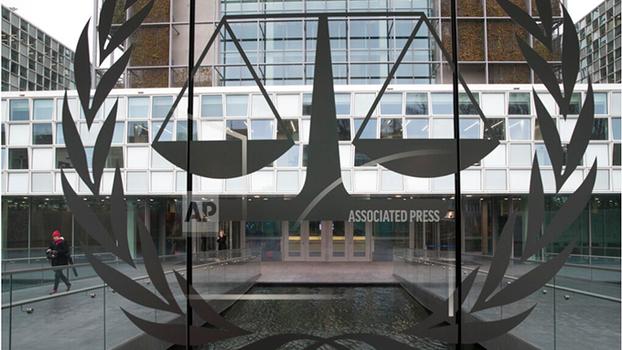 位于荷兰海牙的国际刑事法庭(美联社资料图)