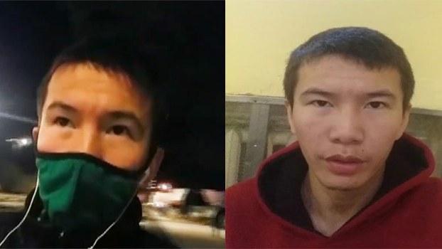 伊力森现被羁押在乌克兰一监狱,面临被当局遣返中国。(志愿者提供/记者乔龙)