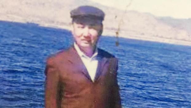 新疆阿訇努尔兰.皮吾尼尔被捕前身体健康(家属提供/记者乔龙)
