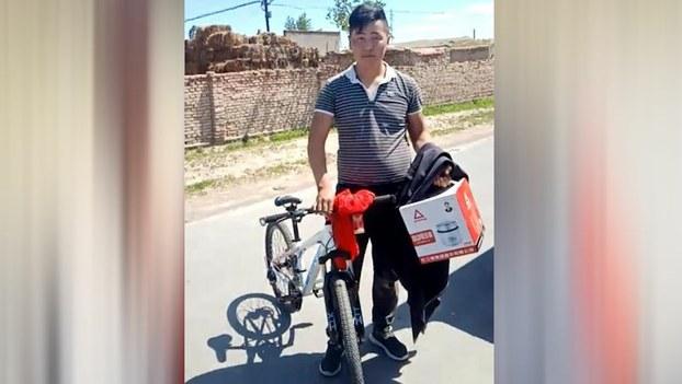19岁的卡斯铁尔.波拉提,被捕一个月后,8月被判囚15年。(家属提供/记者乔龙)