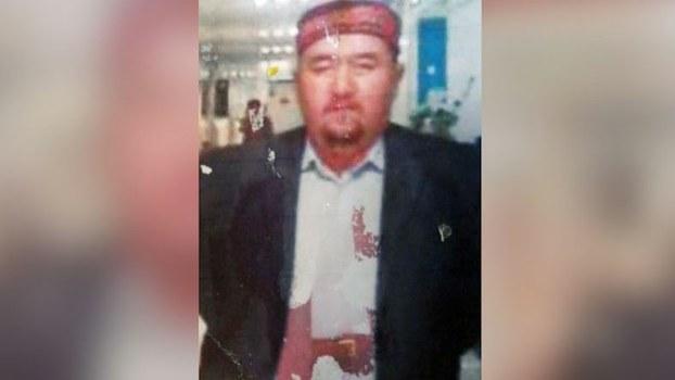 新疆沙湾商户地牧场清真寺伊玛目色力克.木海,被秘密判刑20年。(志愿者提供/记者乔龙)