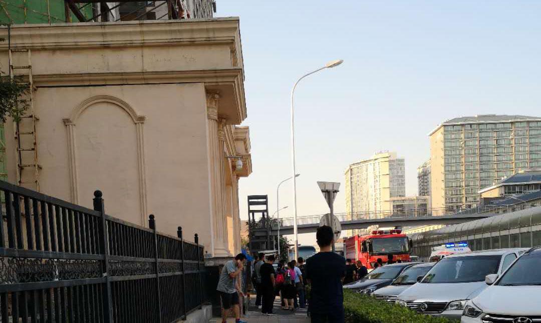 北京锡安教会受到冲击(信徒独家提供)