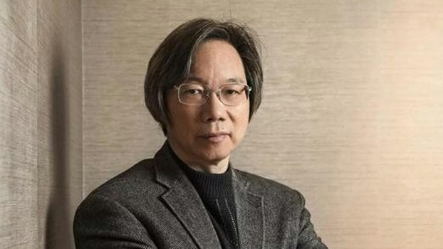 《新京报》元老戴自更(微博图片)