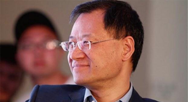 北京清华大学教授许章润(推特图片)