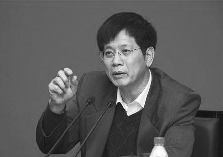 图片:中共理论家俞可平。(网络资料)