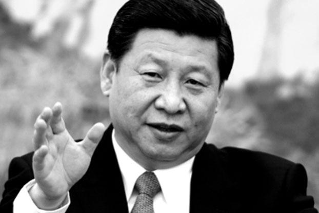 """有学者认为,习近平上台之后推动反腐运动,但薄熙来案件可能会给很多大老虎们带来不良的暗示,即中共所谓""""老虎苍蝇一起打"""",实际上对老虎的伤害并不大,这才是对习近平政府的最大损害。(AFP PHOTO)"""