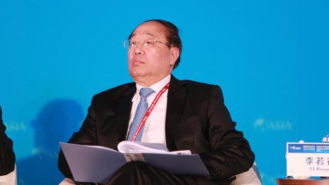 中国进出口银行前董事长李若谷。(Public Domain)