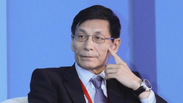 中国前总理朱熔基的儿子,曾任中国最大投资银行中金公司CEO的朱云来。(Public Domain)