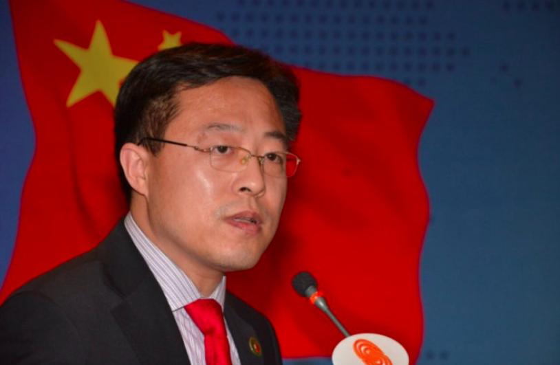 中国驻巴基斯坦外交官赵立坚(Public Domain)
