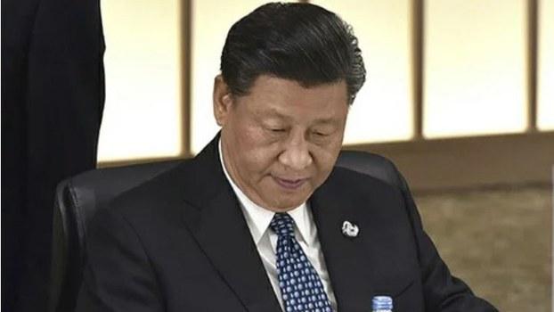 中国国家主席习近平。(美联社资料图片)