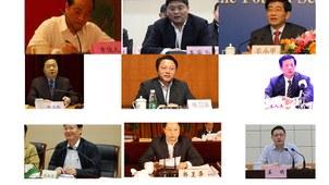 江苏被整肃的官员:楊卫泽、章俊元、姜人杰、毛小平、季建业、姜明、冯亚军、娄学全。(合成图片)