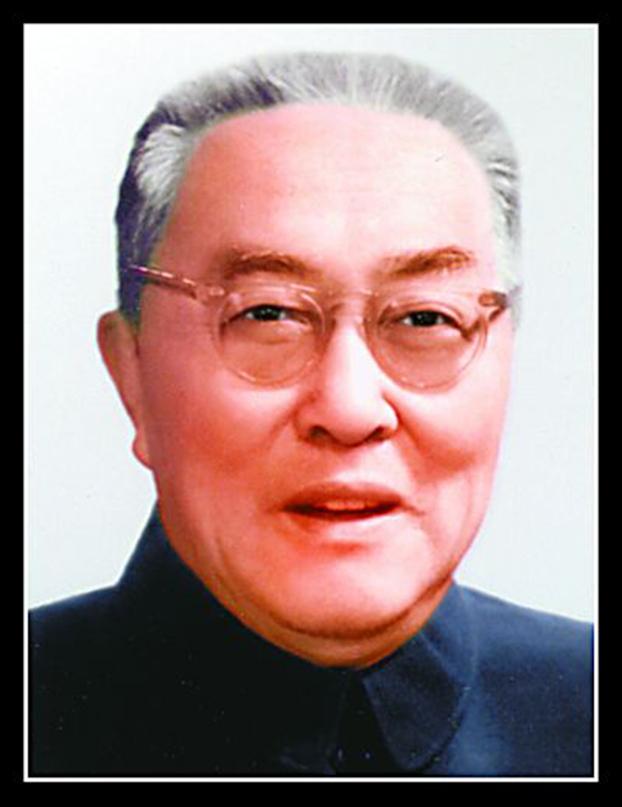 前河北省第一书记高扬。(Public Domain)