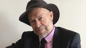 图说:唐奖永续发展奖得主、全球暖化之父詹姆士•汉森(James E. Hansen)。(苗秋菊摄)