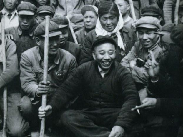新疆和平解放历史图片。(Public Domain)