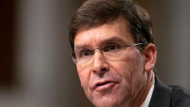 美国新任国防部长艾斯柏(Mark Esper)指出,美国将发展中程导弹,尽快在亚太地区部署。(AP)