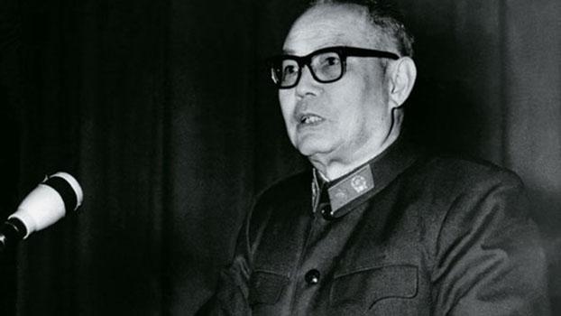 1958年叶剑英担任军事科学院首任院长,领导主持编写作战条令。(Public Domain)