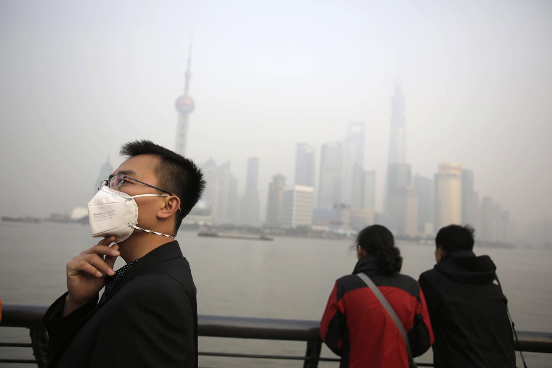 船舶排放的PM2.5,导致中国每年约18、19万人因肺癌或心血管疾病过早死亡(美联社)