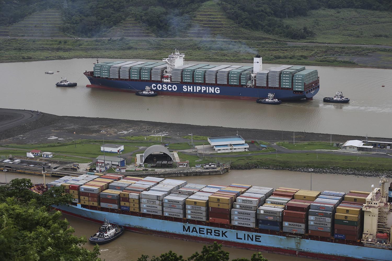 明年起,国际海事组织规定全球海域强制使用含硫量低于0.5%的燃油。(美联社)