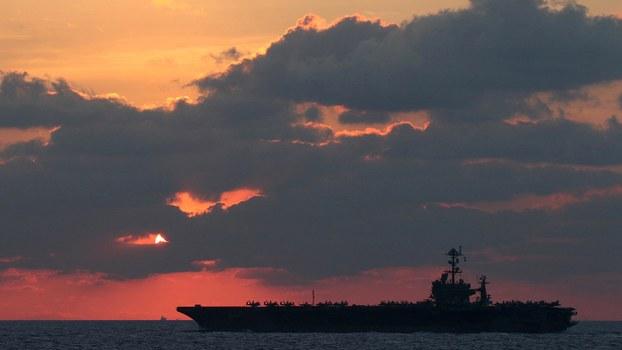 中国霸权行动不断扩张,西太平洋被推上战略前线,频繁的军事活动对海洋生态造成威胁。(路透社)