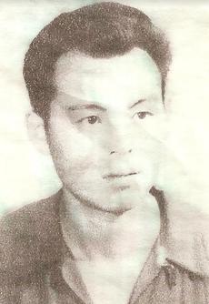 王同竹遗像-1963年8月18日摄于北京欧亚照相馆(刘晓笛先生公布)