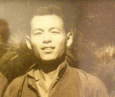 王同竹遗像—摄于1965年(刘晓笛公布)