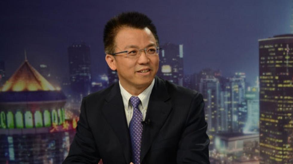 北京大学法学教授强世功。(Public Domain)