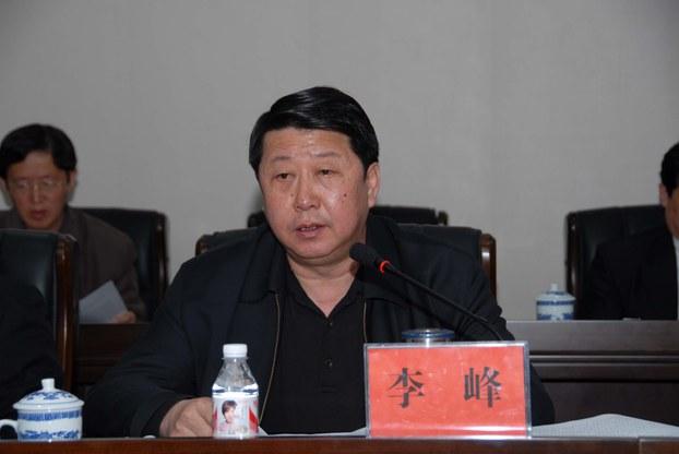 李峰(网络图片)