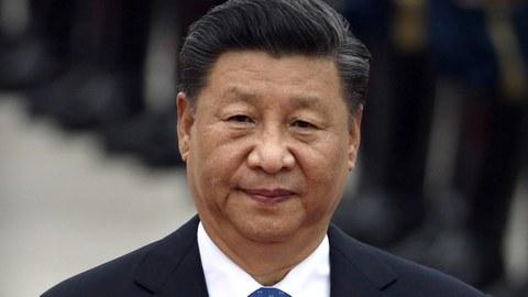 中国国家主席习近平。(美联社)