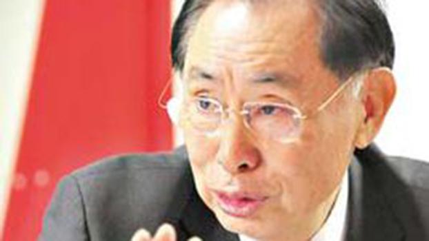 曾经担任广东省长职务的朱森林。(Public Domain)