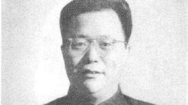 俞强声和俞正声兄弟的生父黄敬。(Public Domain)